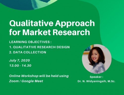 TMLC – Market Research Series 2 : Qualitative Approach for Market Research