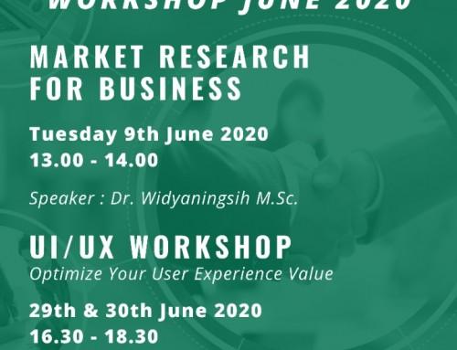 WORKSHOP TMLC JUNI 2020
