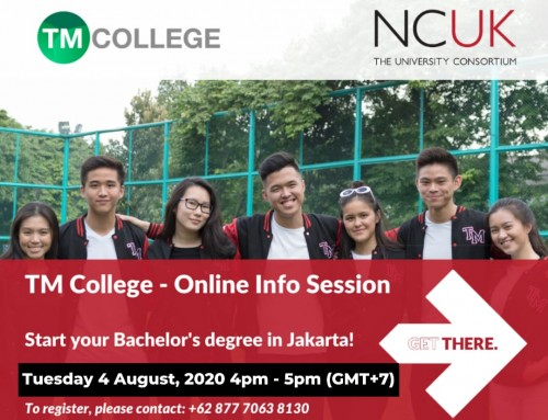 Online Info Session TM College