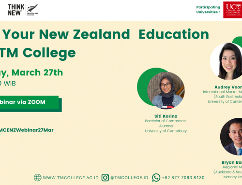 Virtual Info Session – Start Your New Zealand Education with TM College